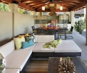 outdoor living space image