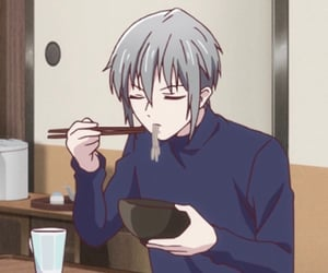 anime, yuki sohma, and anime icons image
