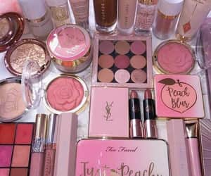 too faced, make up, and makeup image