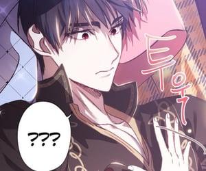 ml, male lead, and webtoon image