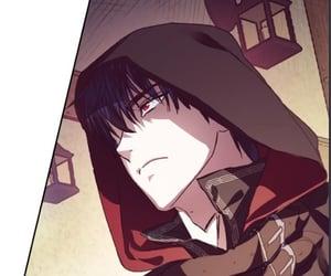 manga, webtoon, and manhwa image