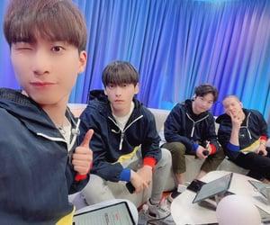 minhyuk, eunkwang, and btob 4u image