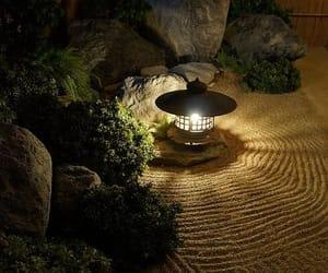 japan and zen garden image