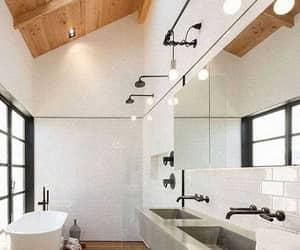 casa, japandi, and decoração image