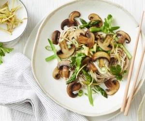 mushroom recipes image
