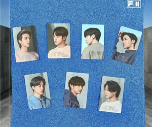 jin, photocards, and kim seokjin image