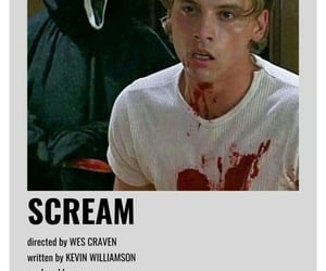 scream, cinema, and Darkness image