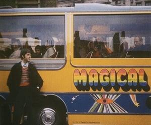 60s, hippie, and Paul McCartney image