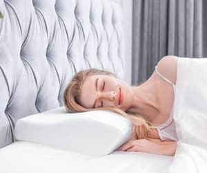 neck pillow for sleeping image