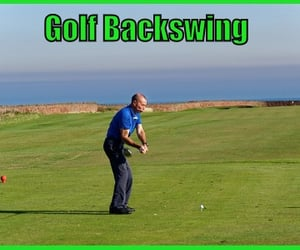 golf, golf swing, and golftips image