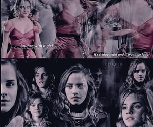 aesthetic, hermione granger, and edit image