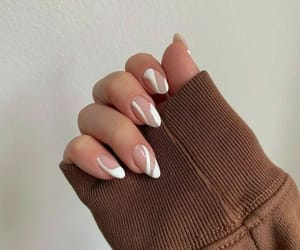 fashion, trendy, and nails image