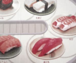 japanese, japanese food, and sushi image