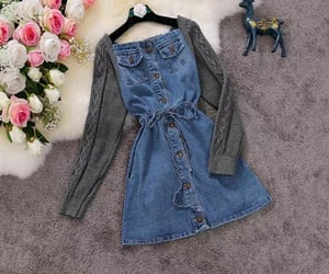 chic, clothes, and look image