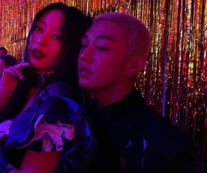 party, stunning, and kdrama image