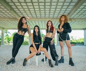 girl group, LATINAS, and latina power image
