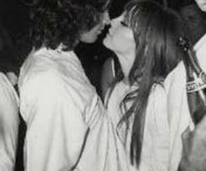 retro, music, and Jim Morrison image