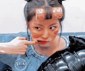 kpop, kwon eunbin, and themes image