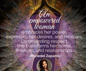 divine, leadership, and feminine image