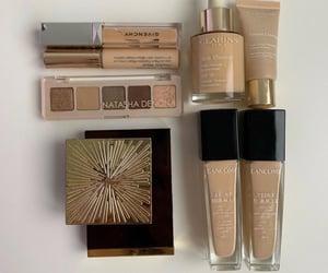 cosmetics, eyeshadow, and lancome image