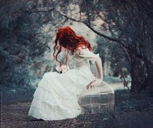 hair, fairytale, and fairytales image