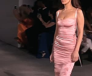 Couture, haute couture, and soft pink image