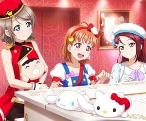 anime, sanrio, and you image