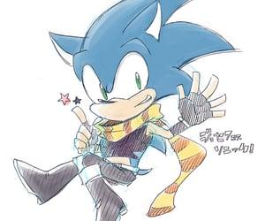 sonic, Sonic the hedgehog, and josephjoestar image