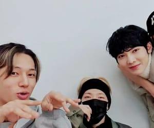 san, wooyoung, and hongjoong image