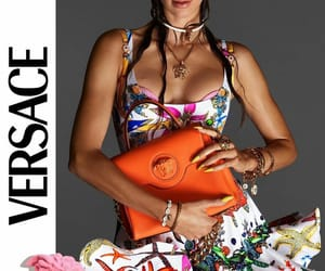 Kendall for Versace SS21 Campaign