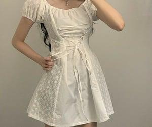 dress, tumblr, and pinterest image
