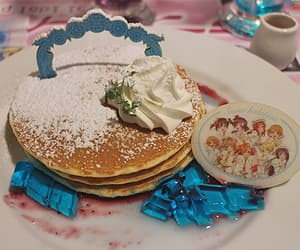 baby blue, dessert, and cute image