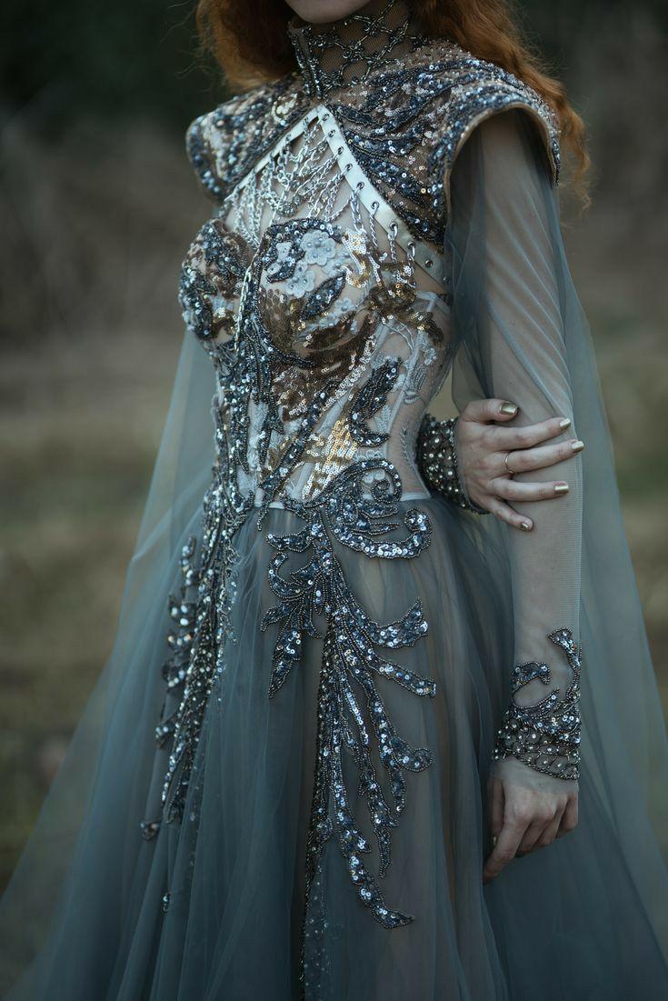 dress and royal image
