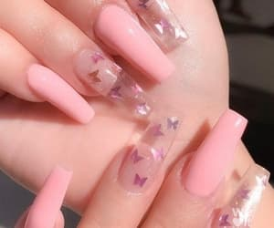 beauty, nails, and nails art image