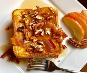 breakfast, brunch, and french toast image