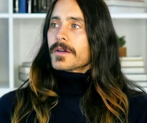 jared leto, vocalist, and 30 seconds to mars image