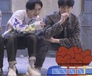 cuties, yunsang, and boys image