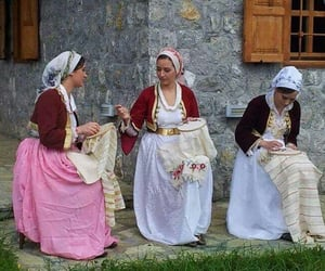 balkan, tradition, and women image