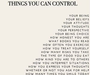control, empowerment, and inspiration image