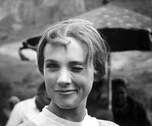 actress, beautiful, and julie andrews image