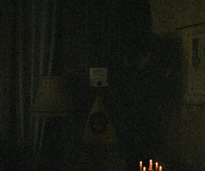 candle, candles, and dark image
