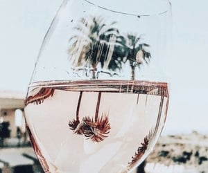cocktail, drink, and summer image