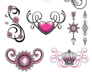Airbrush, inspiration, and pink image