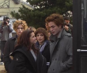 couple, kristen stewart, and bella image