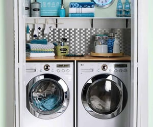 laundry room, laundry room designs, and laundry design ideas image