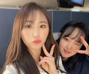 kpop, chaeyeon, and weki meki image