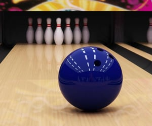 bowling and sport image