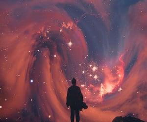 cosmos and solitude image