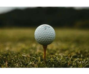 golf, sport, and golf ball image