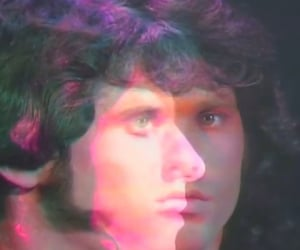 psychedelic, the doors, and music image
